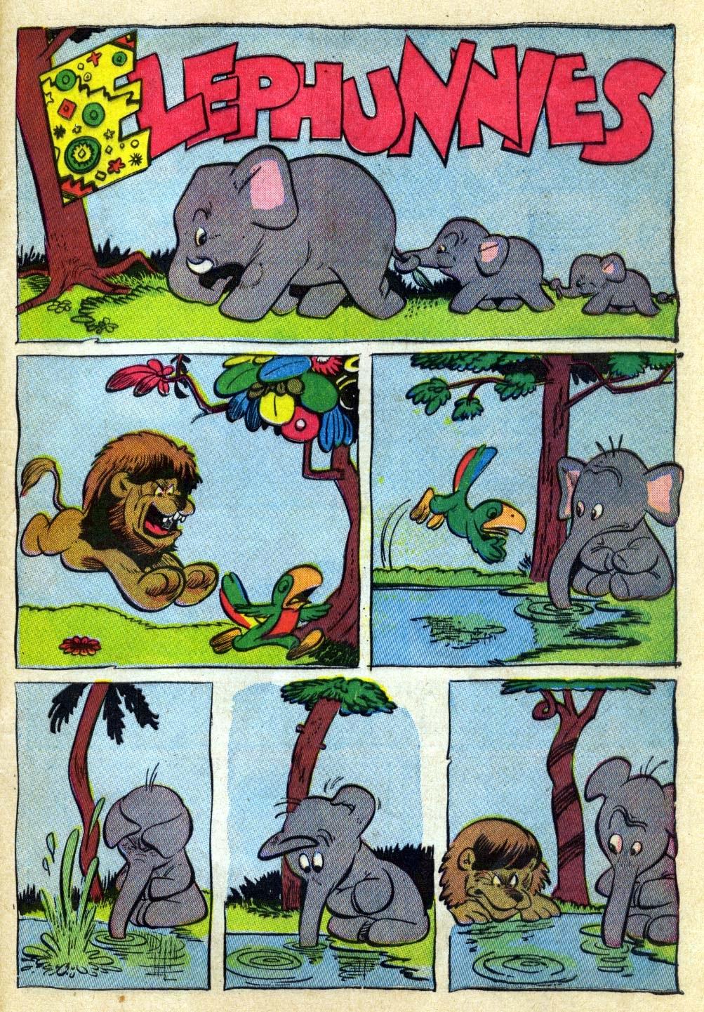 Read online Animal Comics comic -  Issue #22 - 43