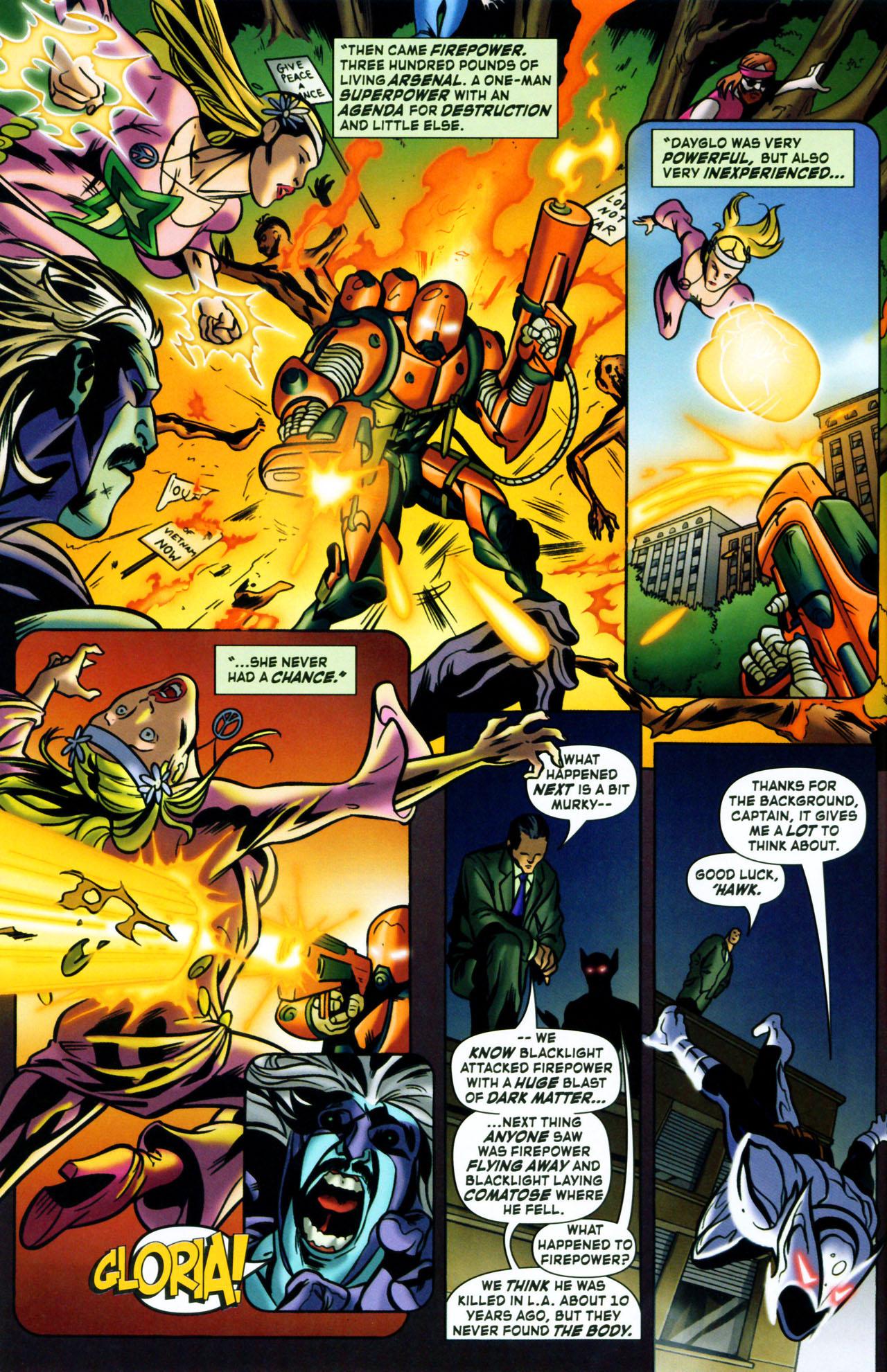 Read online ShadowHawk (2005) comic -  Issue #1 - 10
