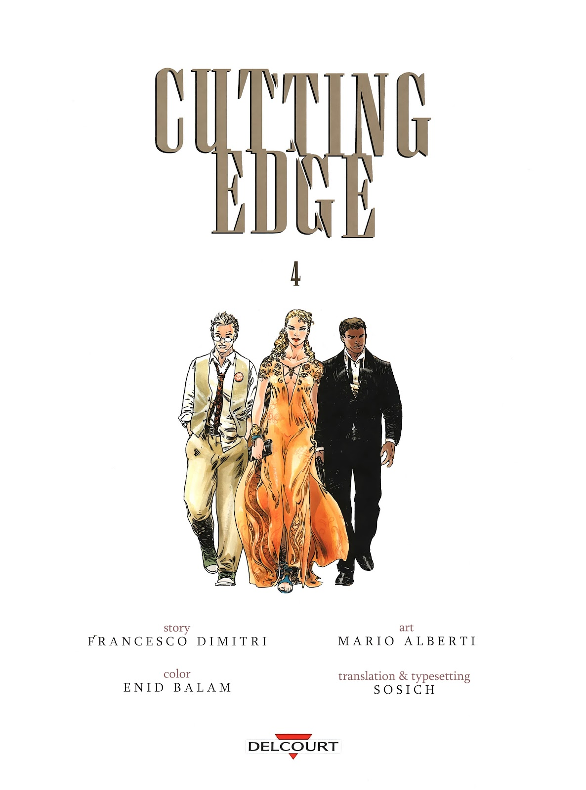 Read online Cutting Edge (2013) comic -  Issue #4 - 3