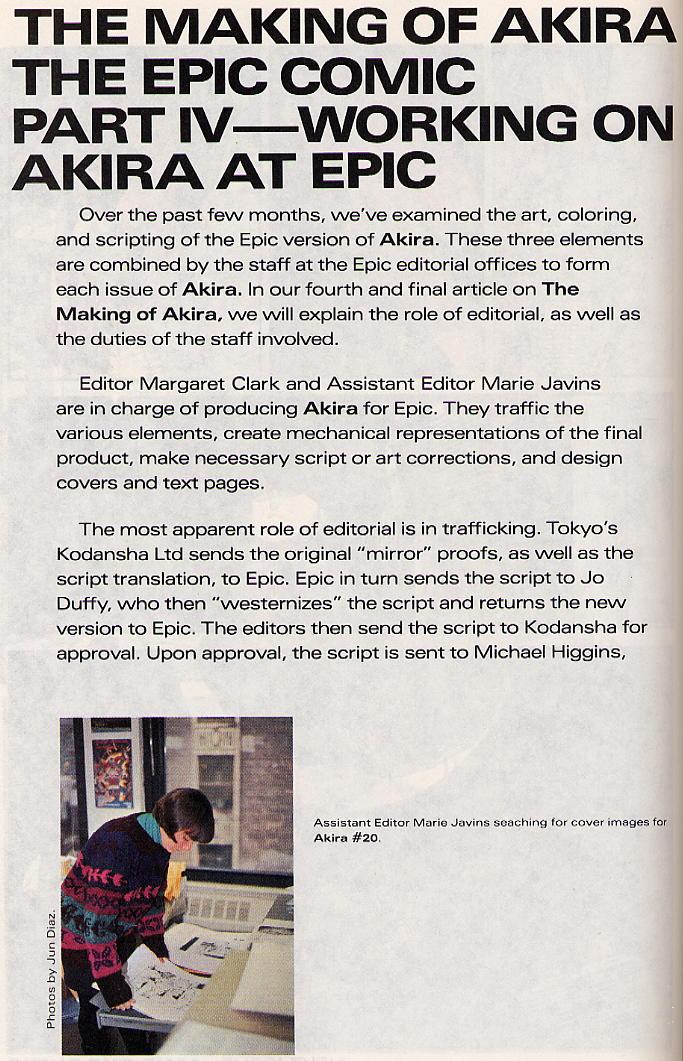 Read online Akira comic -  Issue #17 - 61