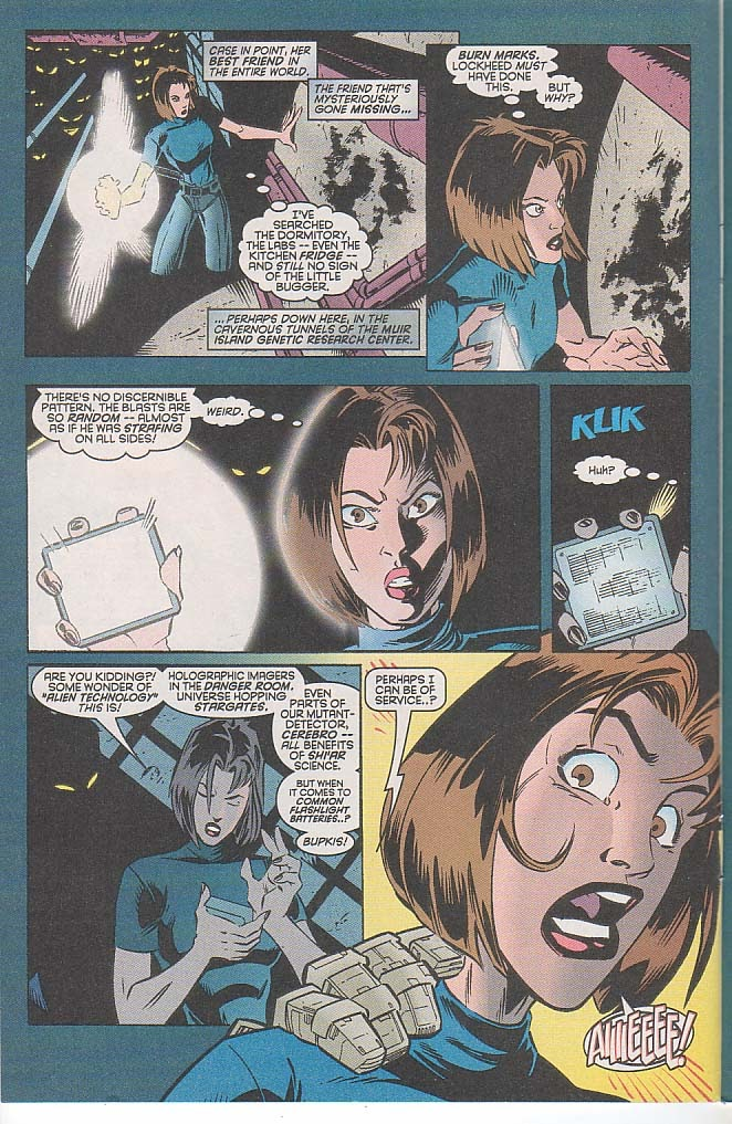Excalibur (1988) issue 114 - Page 5