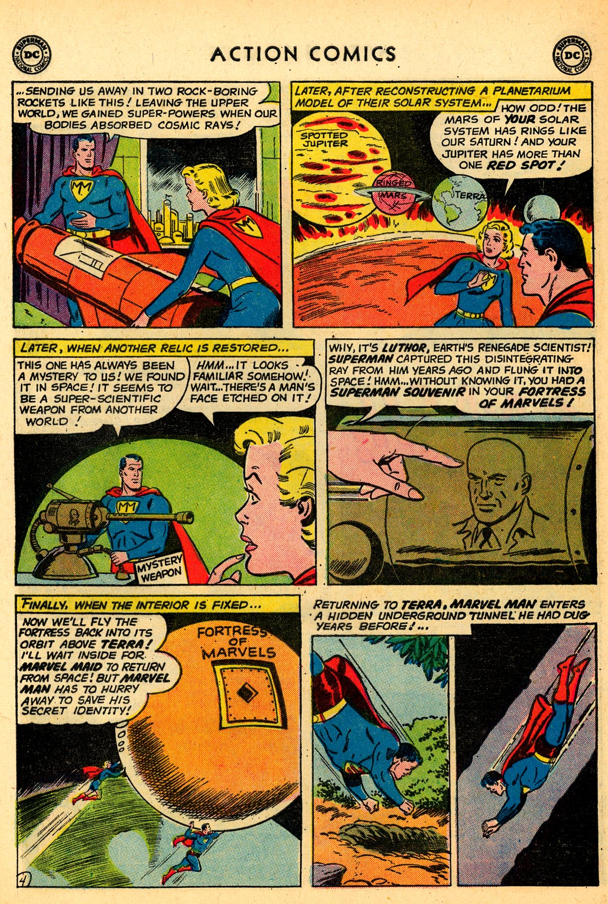 Read online Action Comics (1938) comic -  Issue #273 - 20