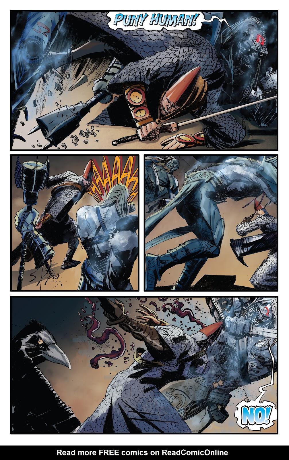 Read online Giantkillers One-Shot comic -  Issue # Full - 14