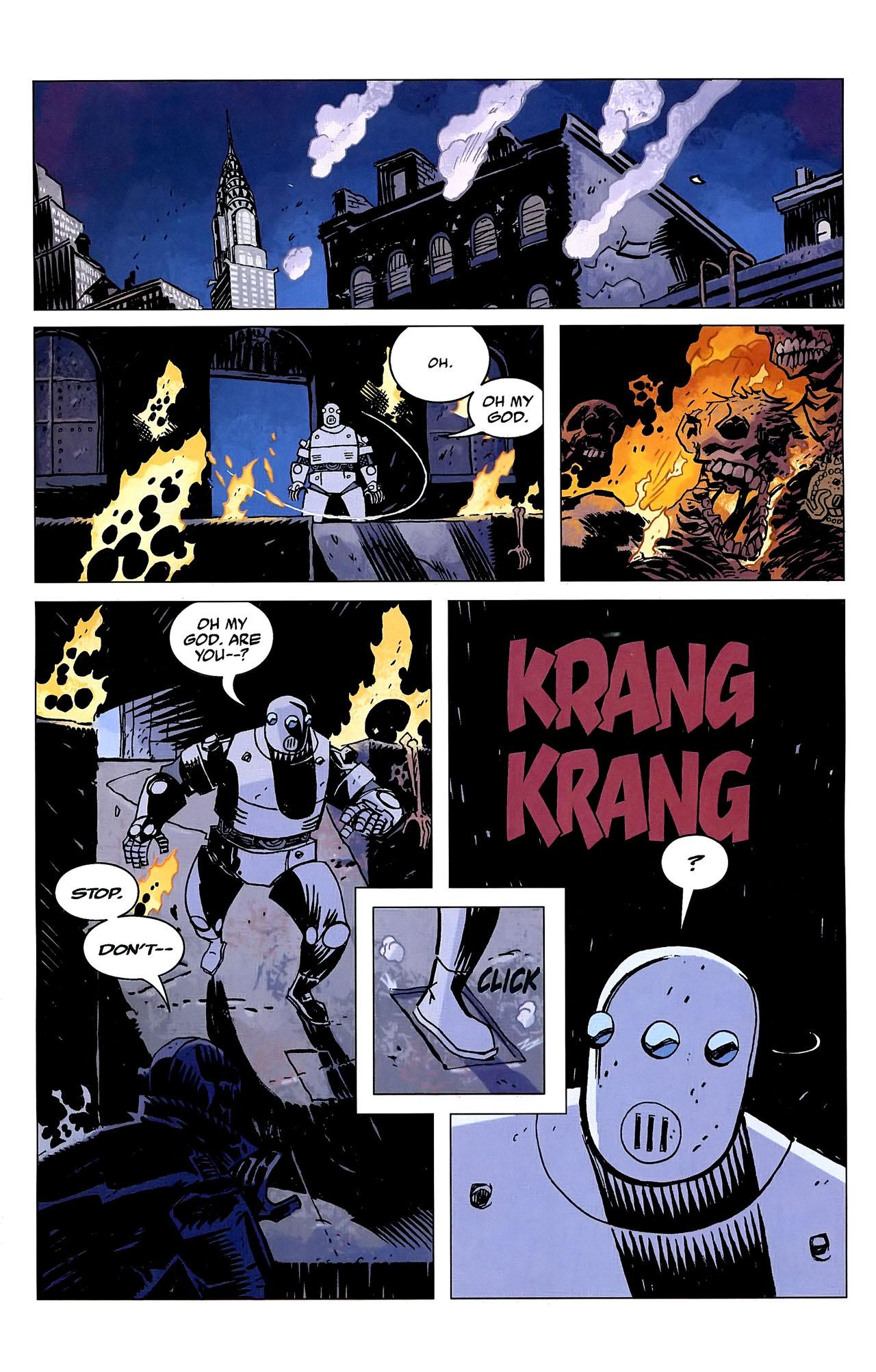 Read online Lobster Johnson: The Iron Prometheus comic -  Issue #2 - 9