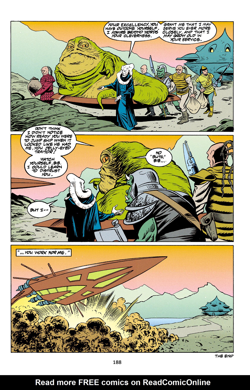 Read online Star Wars Omnibus comic -  Issue # Vol. 30 - 185