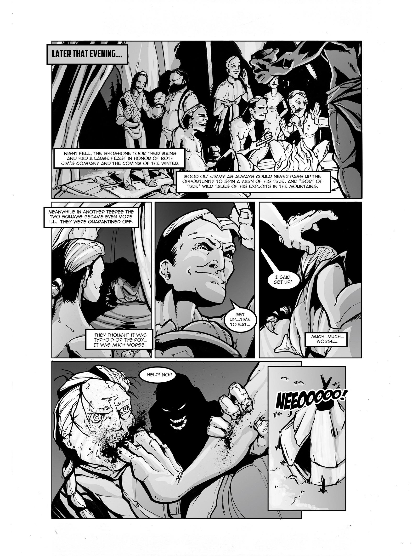 Read online FUBAR comic -  Issue #3 - 191