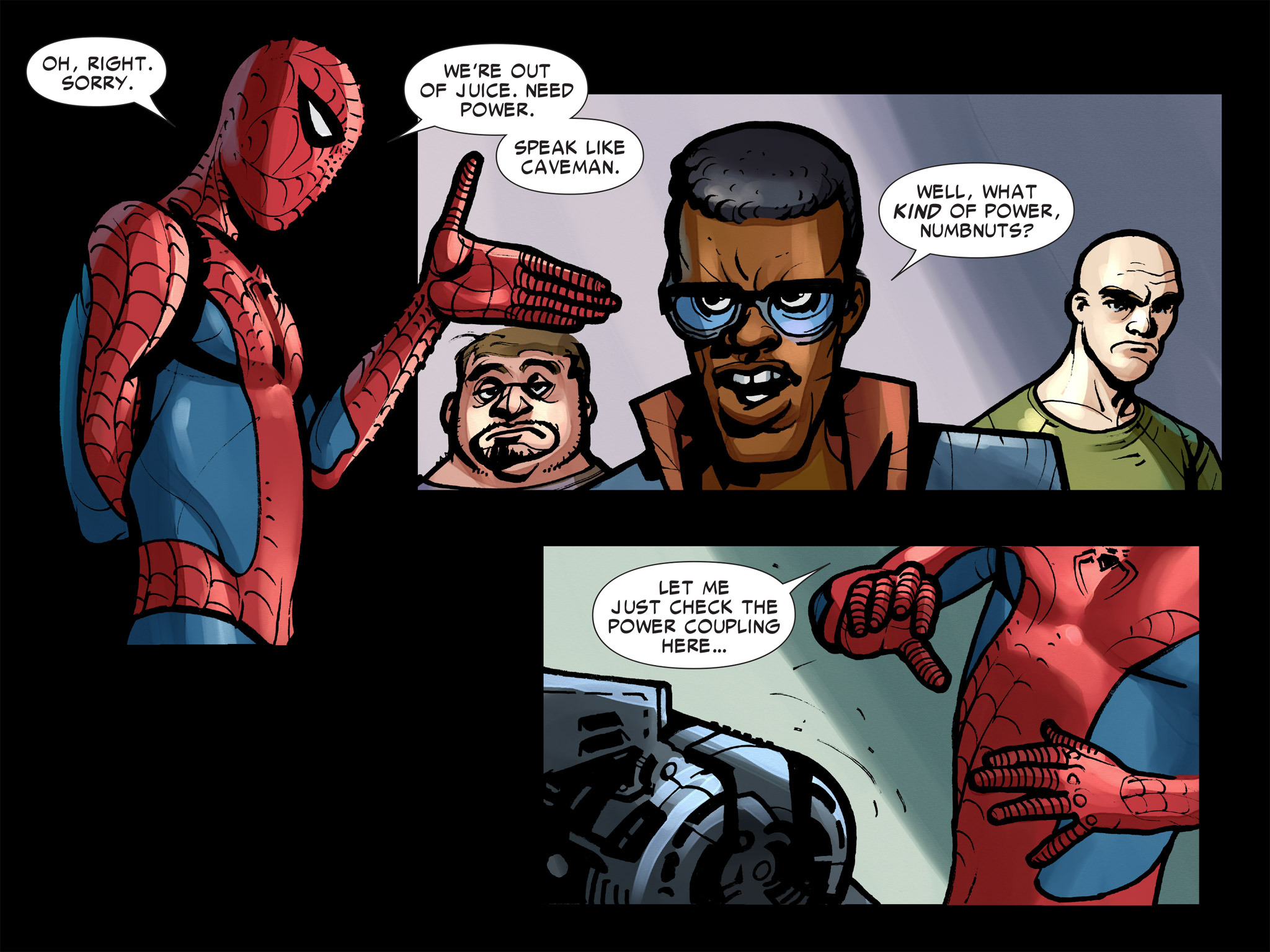 Read online Amazing Spider-Man: Who Am I? comic -  Issue # Full (Part 2) - 23