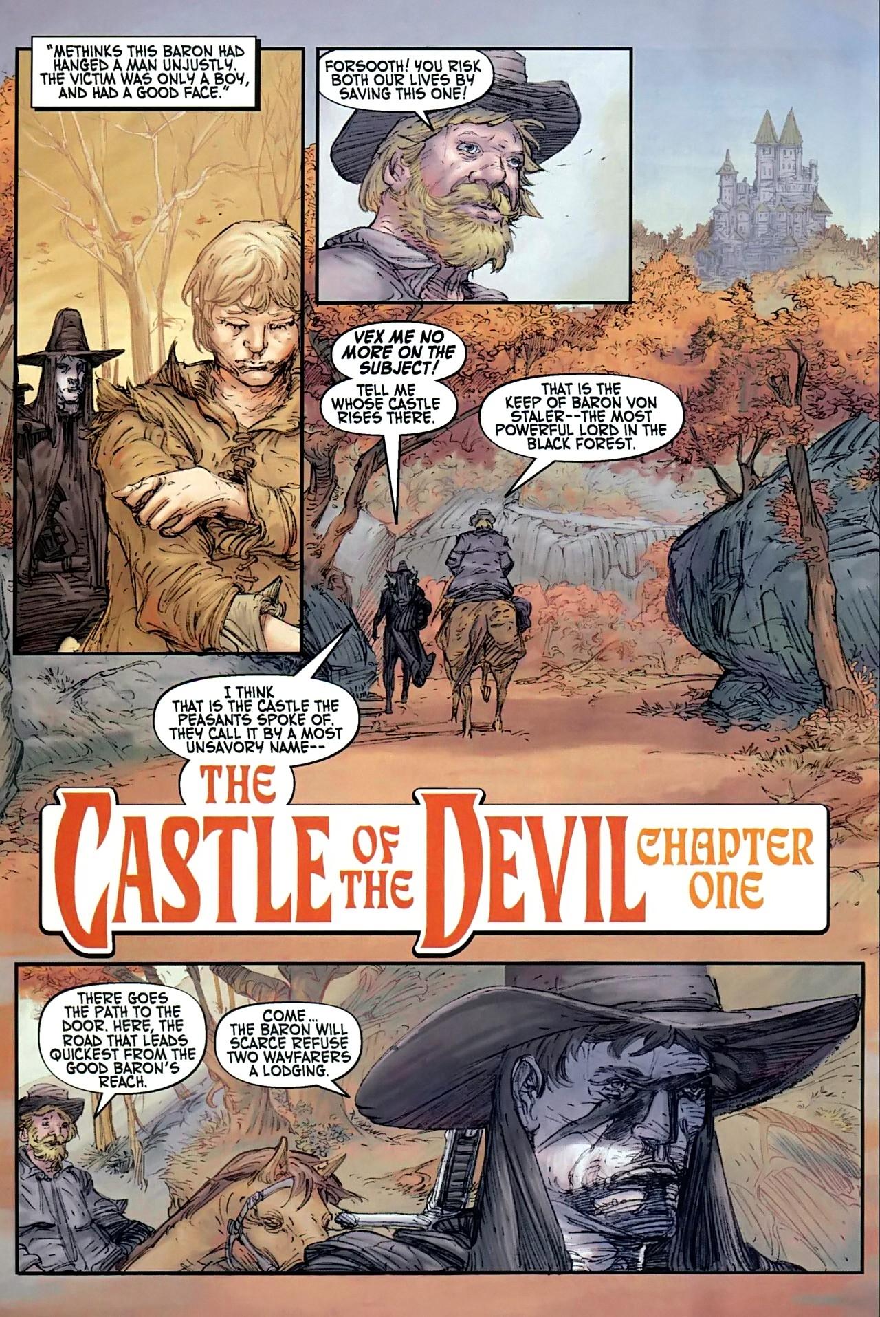 Read online Solomon Kane comic -  Issue #1 - 13