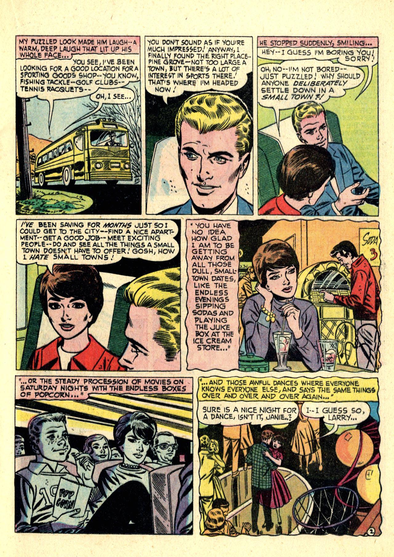 Read online Secret Hearts comic -  Issue #121 - 13