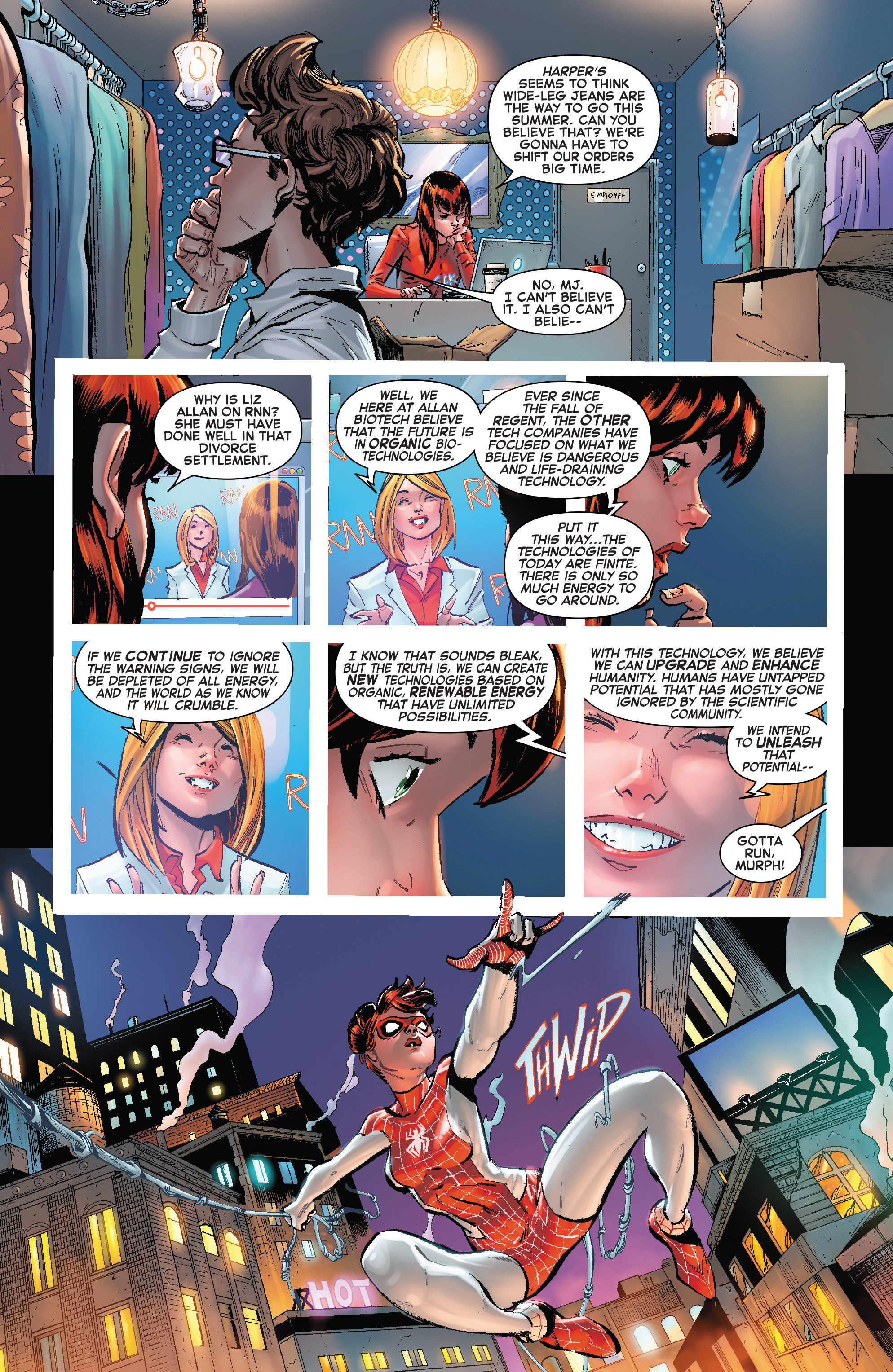 Read online Amazing Spider-Man: Renew Your Vows (2017) comic -  Issue #8 - 9