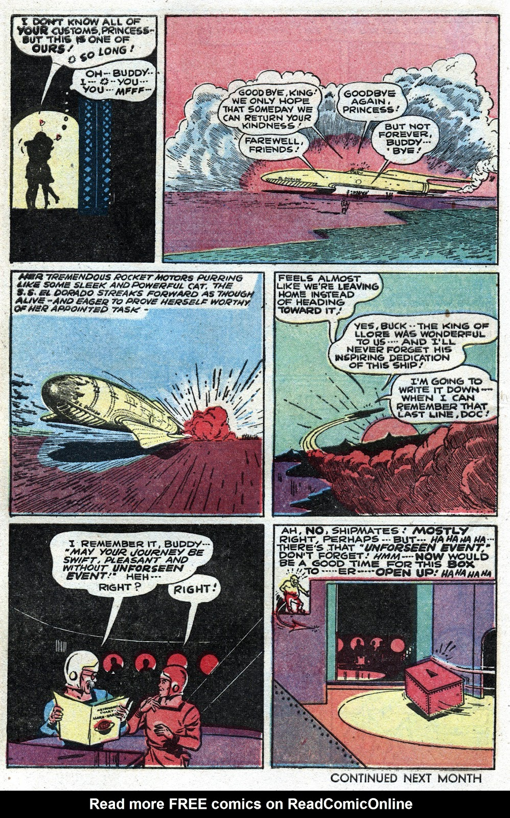 Read online Famous Funnies comic -  Issue #157 - 8