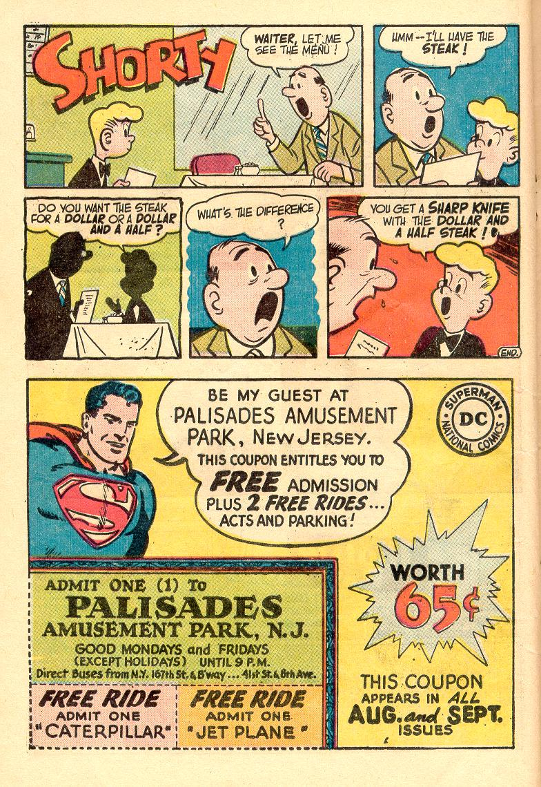 Read online Adventure Comics (1938) comic -  Issue #263 - 16