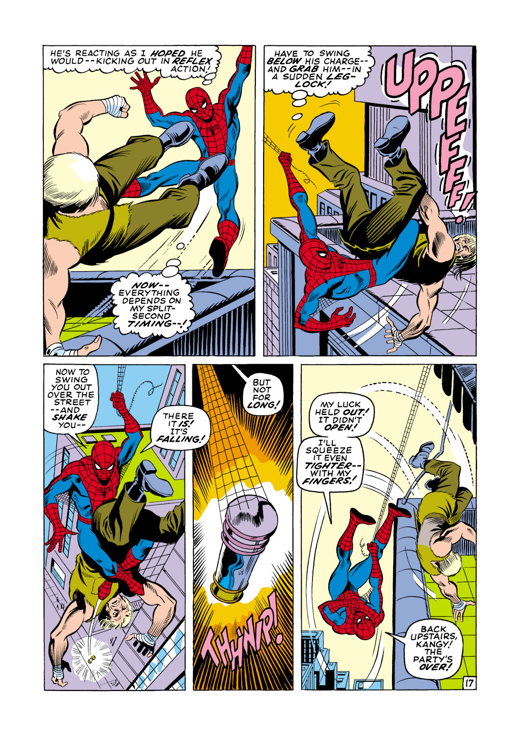 The Amazing Spider-Man (1963) 81 Page 17