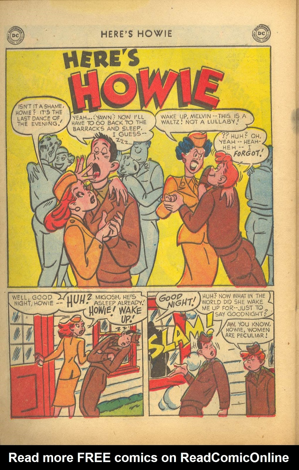 Here's Howie Comics issue 10 - Page 28
