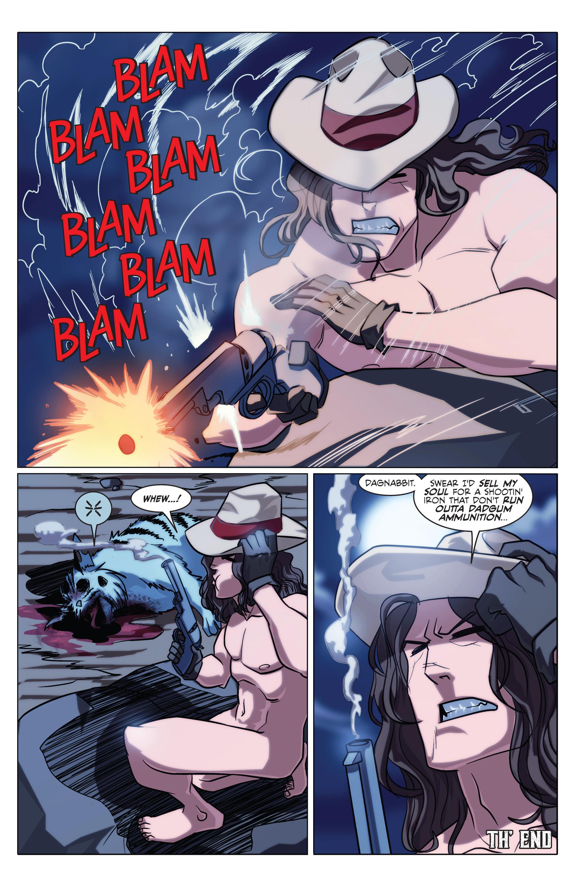 Read online Skullkickers comic -  Issue #24 - 16