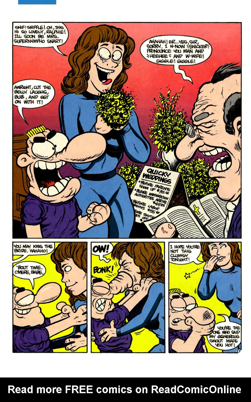 Ralph Snart Adventures (1988) issue 15 - Page 10