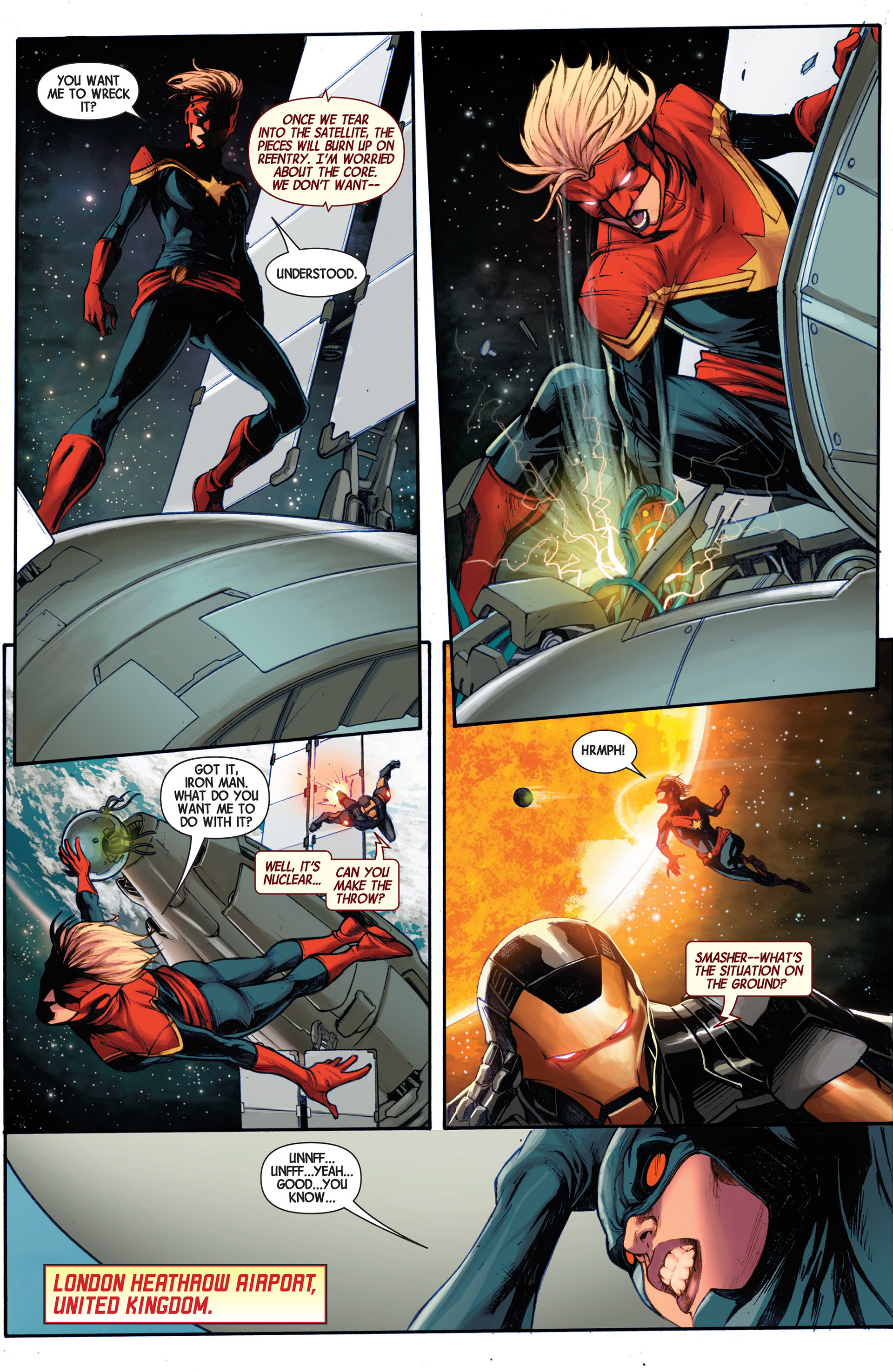 Read online Avengers (2013) comic -  Issue #14 - 12