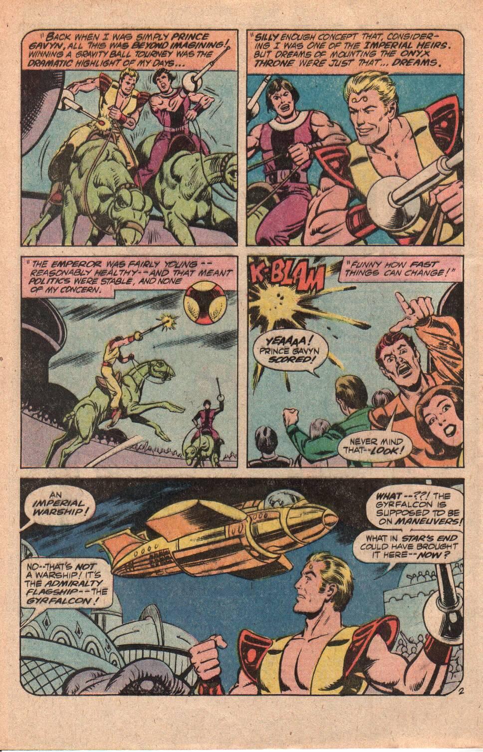 Read online Adventure Comics (1938) comic -  Issue #469 - 4