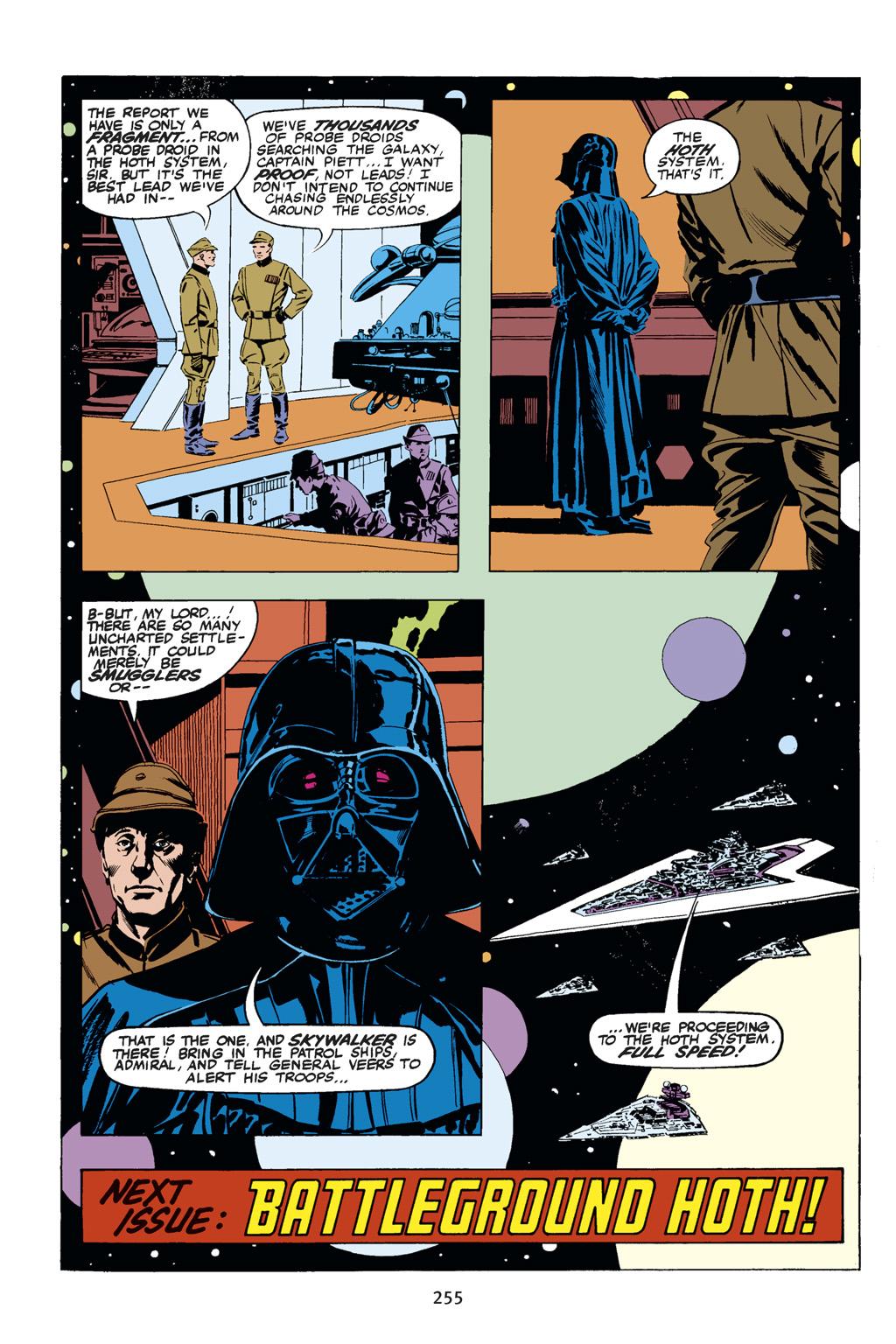 Read online Star Wars Omnibus comic -  Issue # Vol. 14 - 253