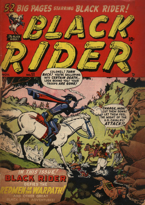 Black Rider 11 Page 1