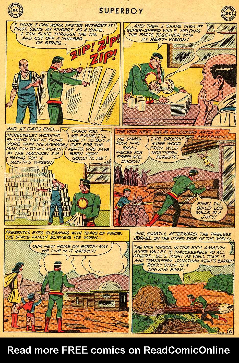 Superboy (1949) issue 95 - Page 7