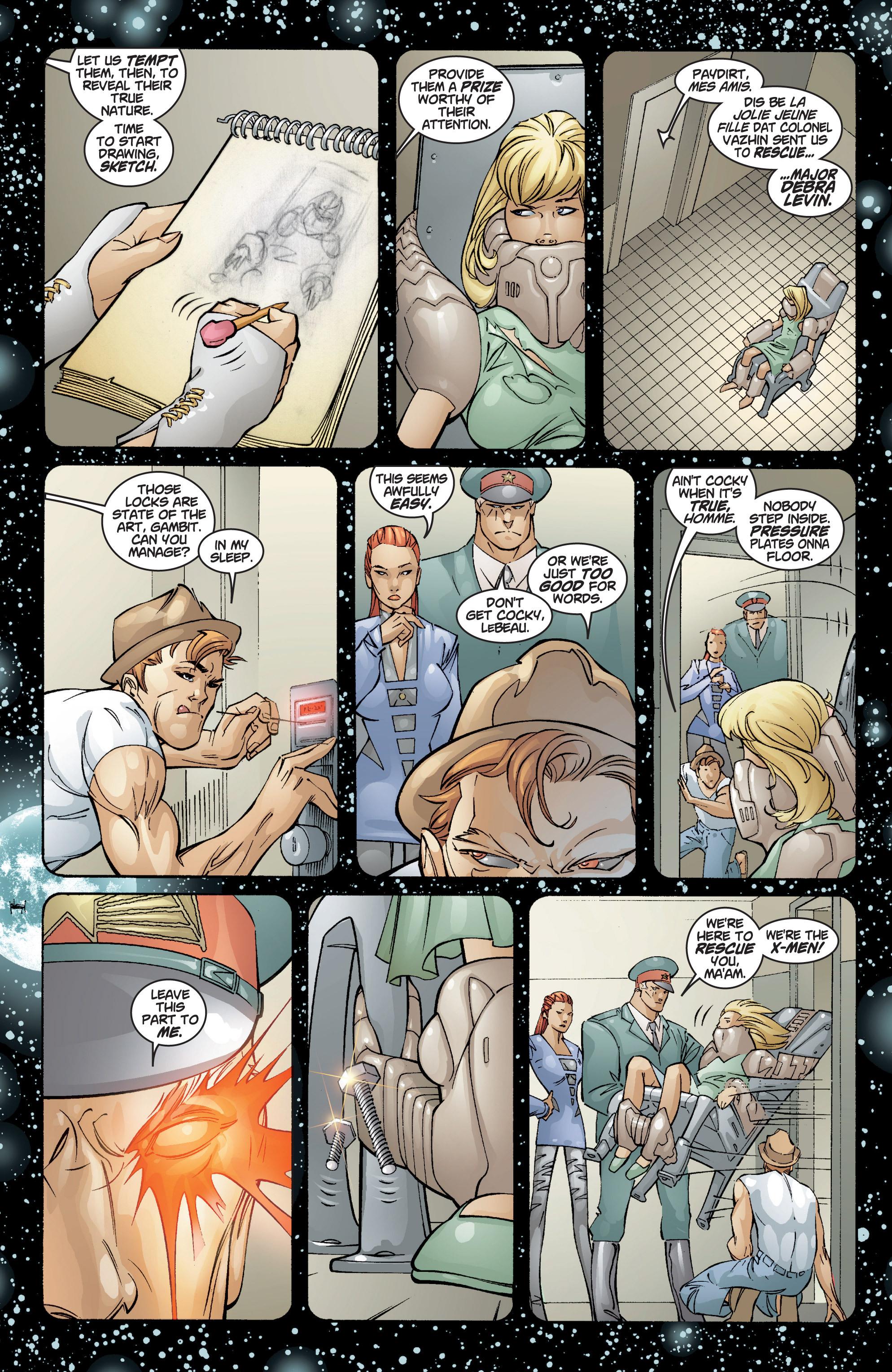 Read online Uncanny X-Men (1963) comic -  Issue #383 - 13