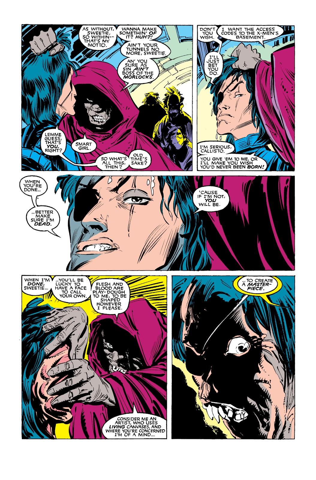 Uncanny X-Men (1963) issue 254 - Page 11