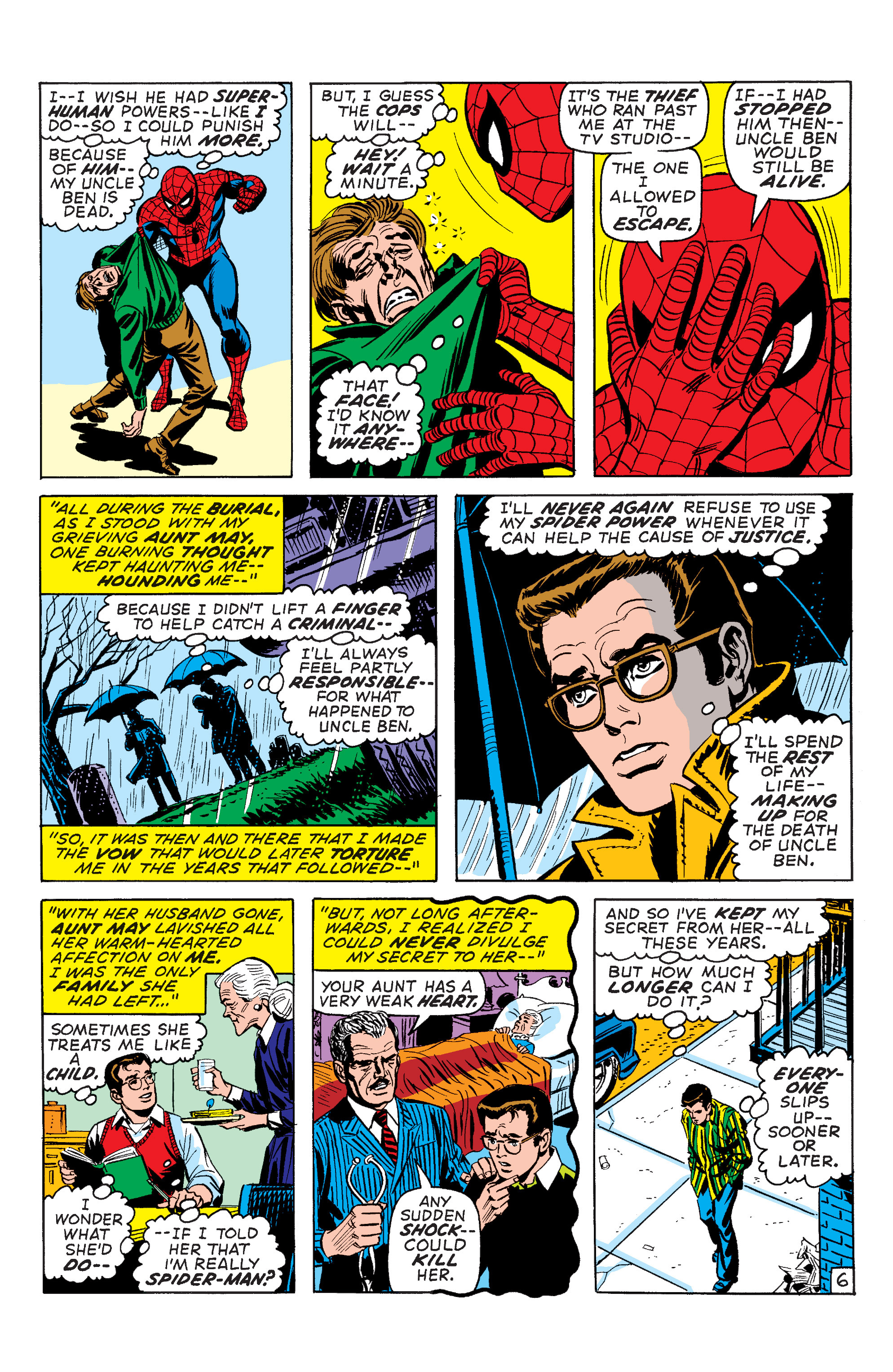 The Amazing Spider-Man (1963) 94 Page 6
