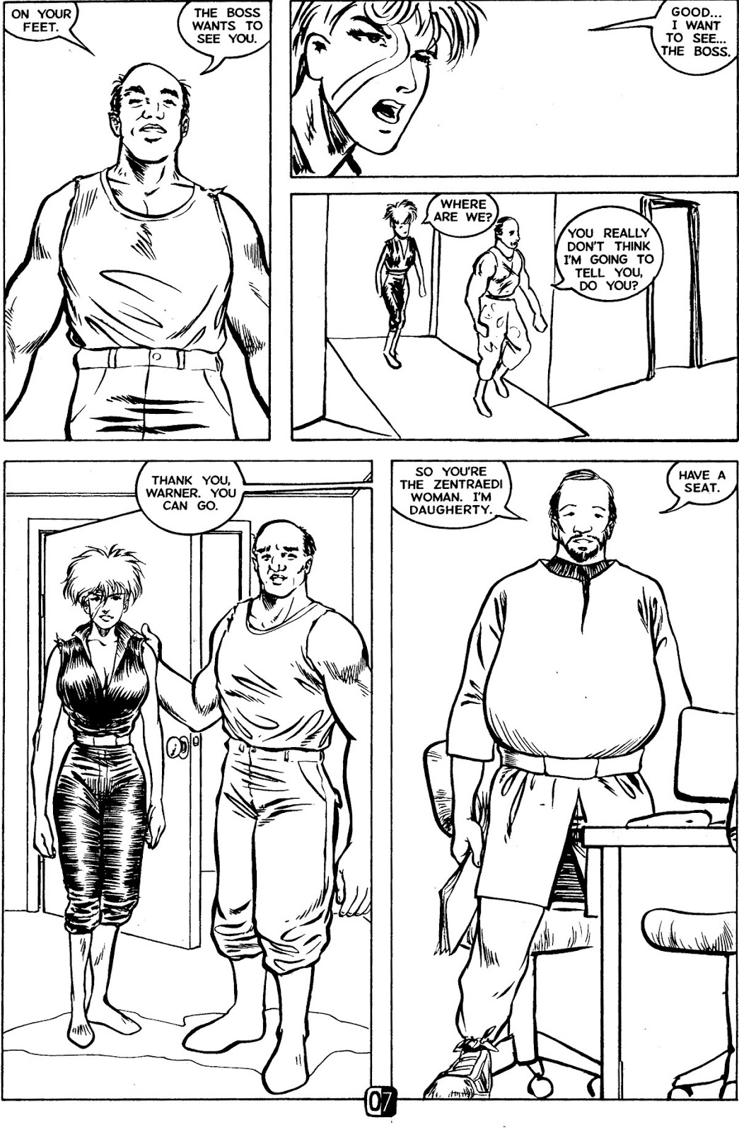 Robotech MechAngel issue 1 - Page 11