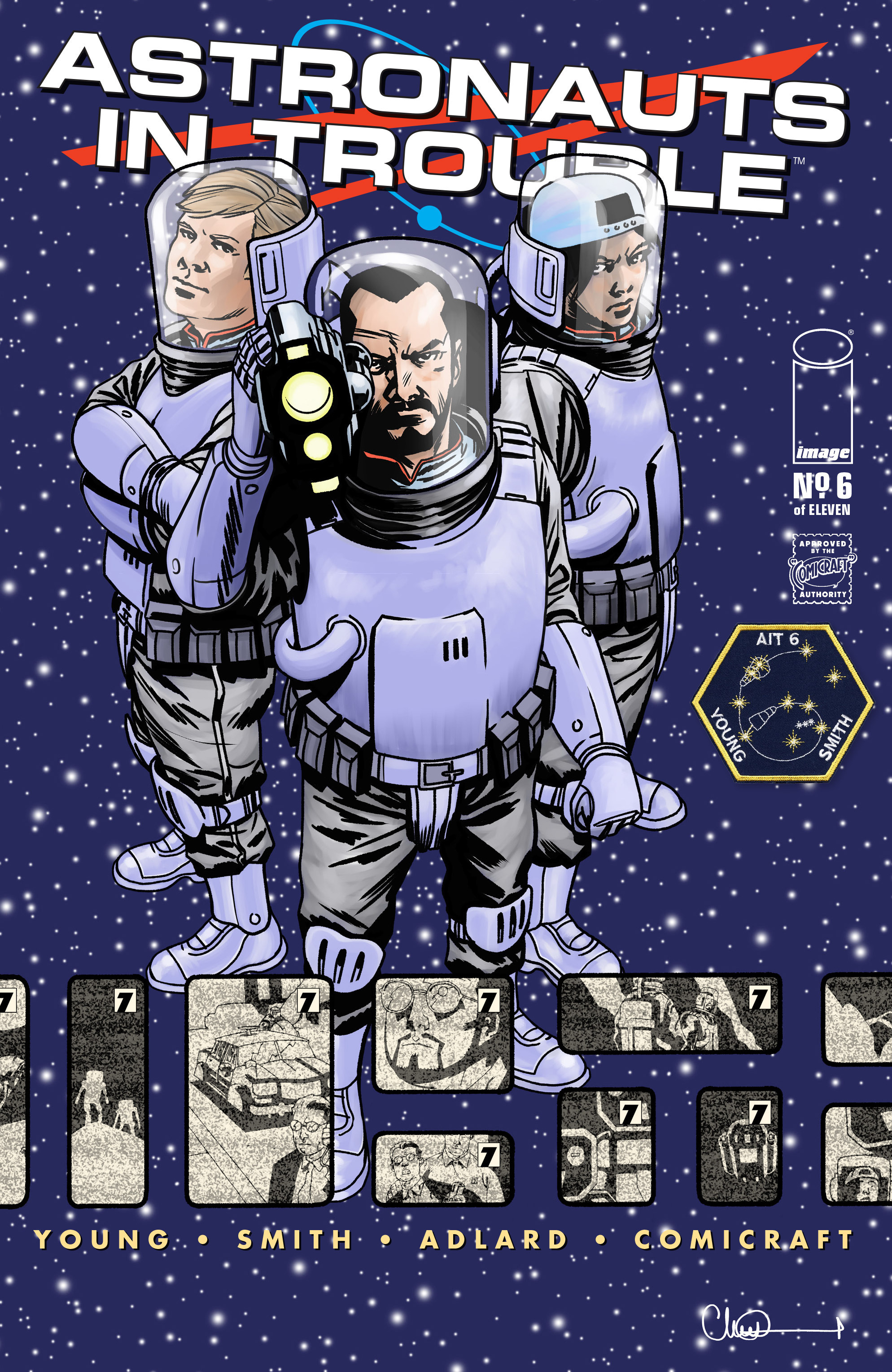 Read online Astronauts in Trouble (2015) comic -  Issue #6 - 1