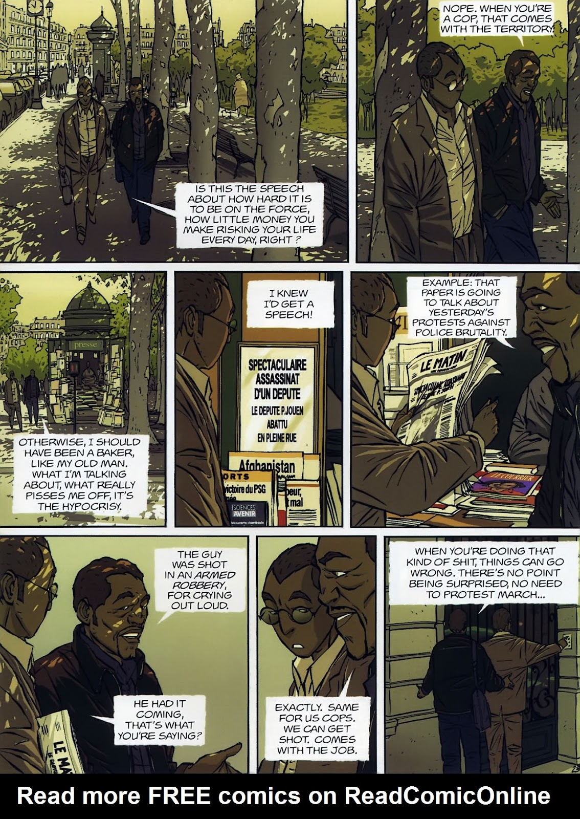 Read online The Killer comic -  Issue #7 - 25