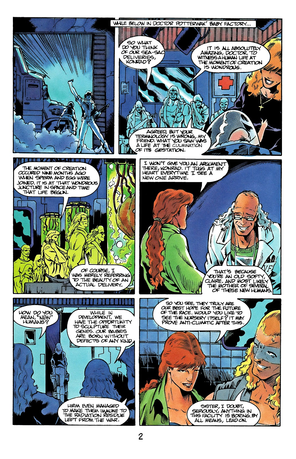The Terminator (1988) issue 12 - Page 4