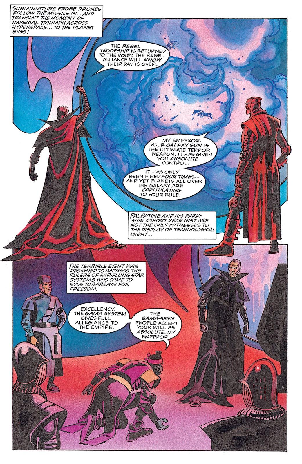 Read online Star Wars: Dark Empire Trilogy comic -  Issue # TPB (Part 4) - 13