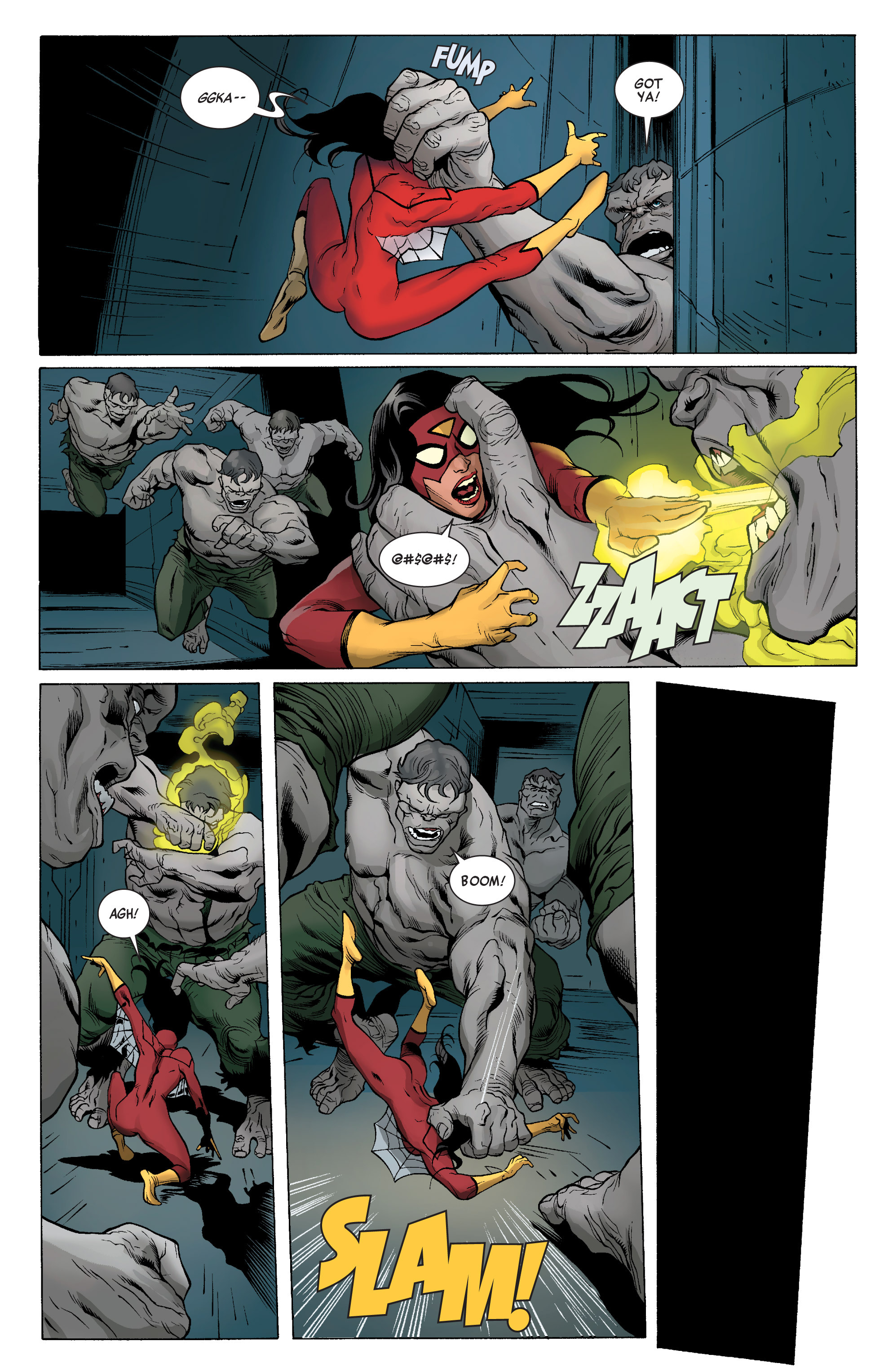 Read online Avengers (2010) comic -  Issue #21 - 6