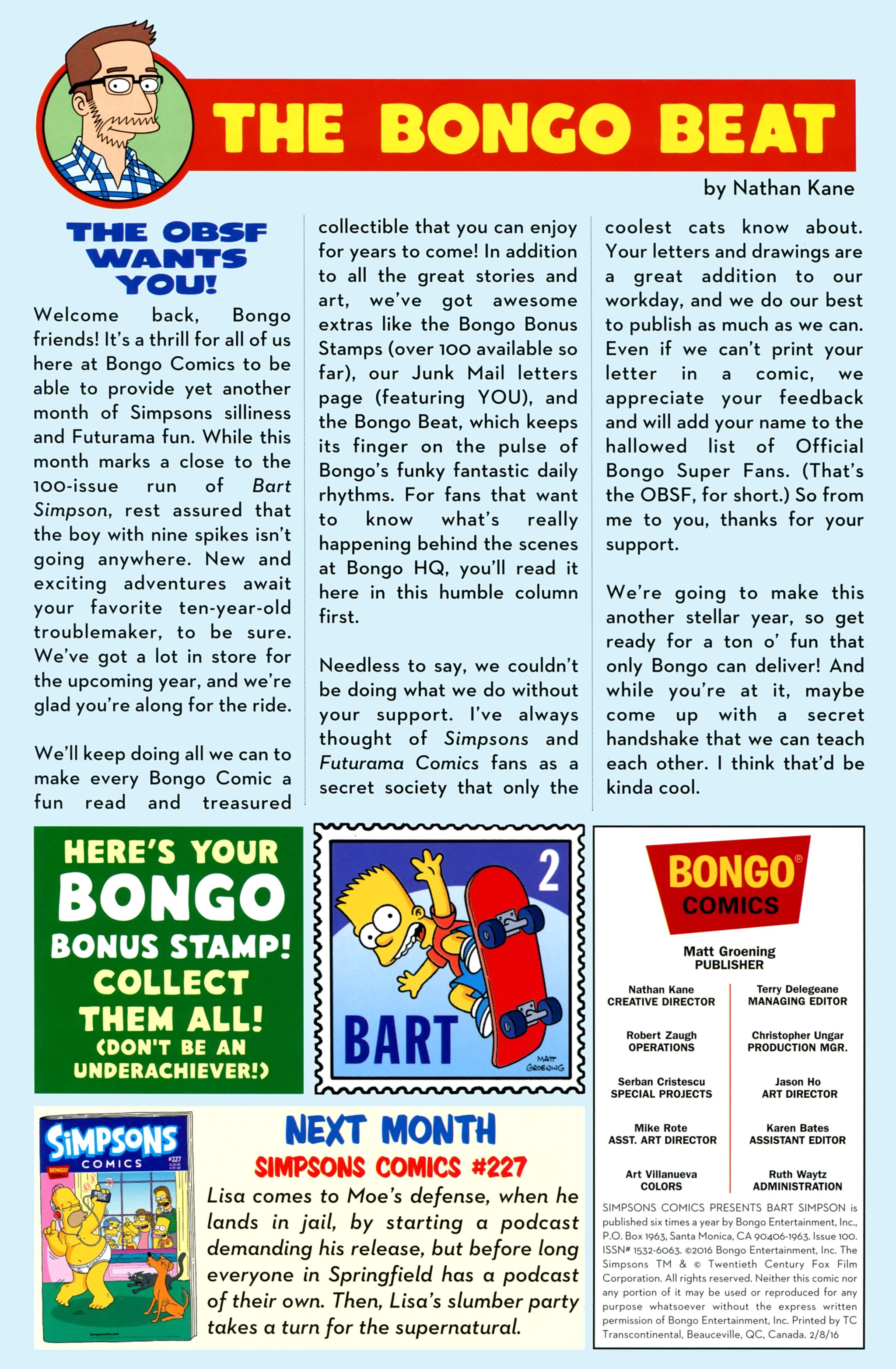 Read online Simpsons Comics Presents Bart Simpson comic -  Issue #100 - 44