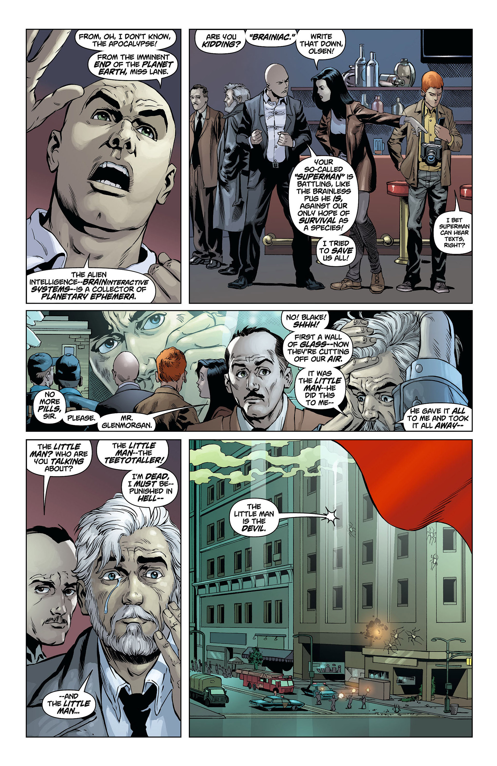 Read online Action Comics (2011) comic -  Issue #8 - 8