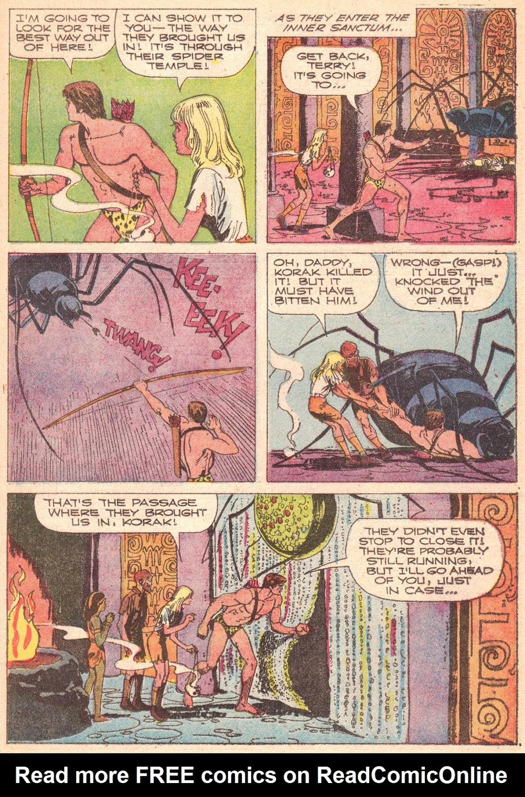 Korak, Son of Tarzan (1964) issue 39 - Page 25