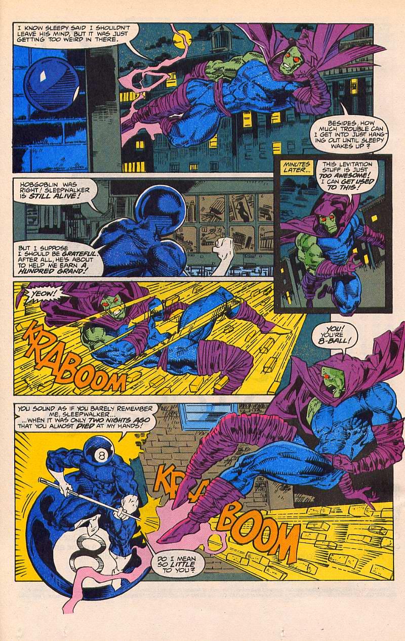 Read online Sleepwalker comic -  Issue #21 - 17