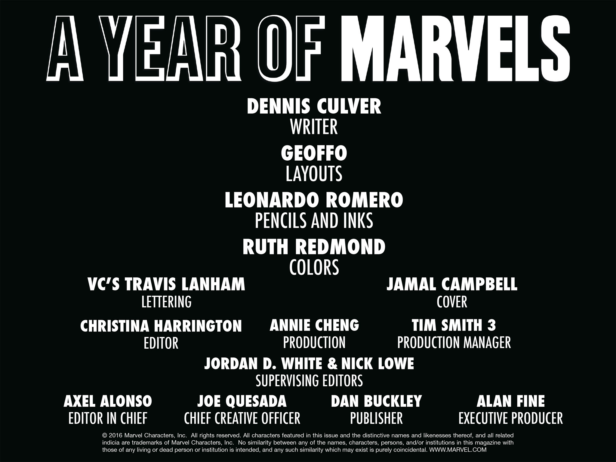 Read online A Year of Marvels: May Infinite Comic comic -  Issue #A Year of Marvels: May Infinite Comic Full - 74