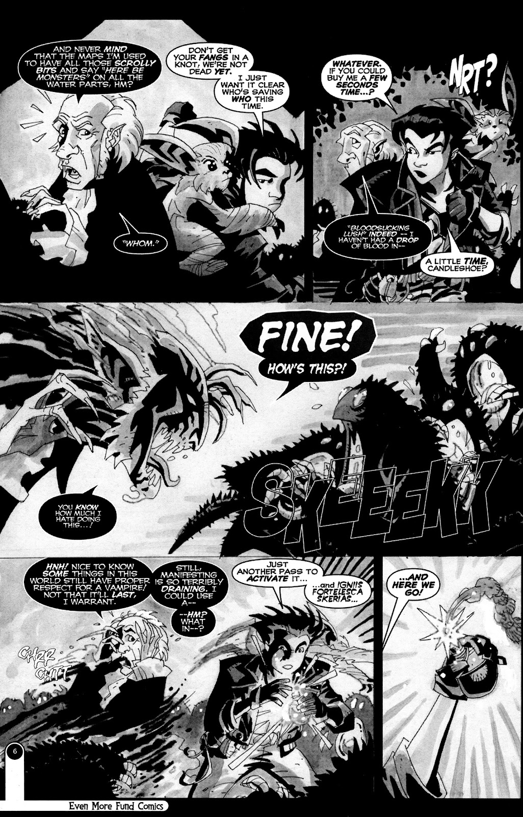 Read online Even More Fund Comics comic -  Issue # TPB (Part 1) - 6