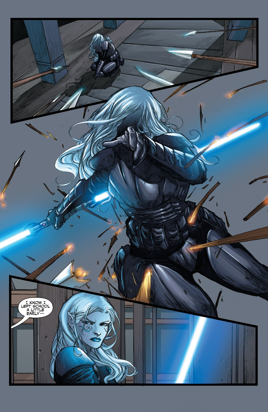 Read online Star Wars Legends: The Old Republic - Epic Collection comic -  Issue # TPB 3 (Part 3) - 74