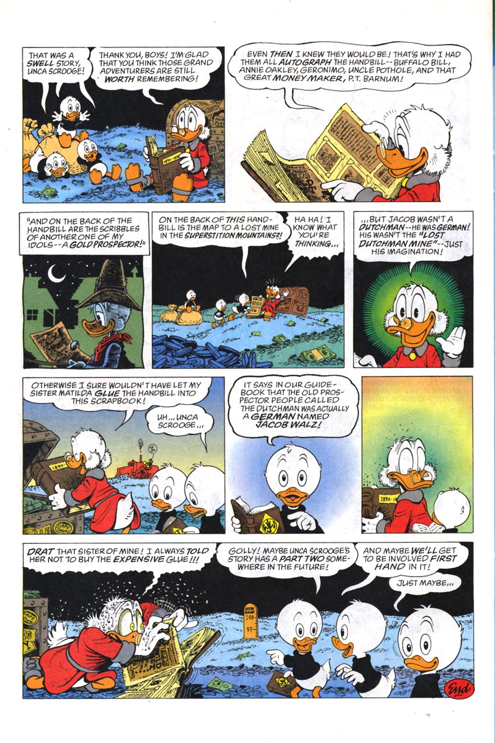 Read online Uncle Scrooge (1953) comic -  Issue #306 - 26