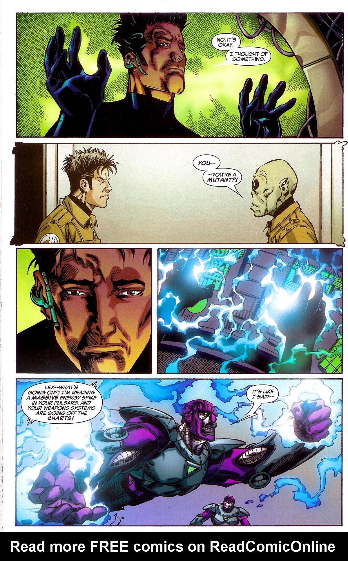Read online Sentinel Squad O*N*E comic -  Issue #2 - 21