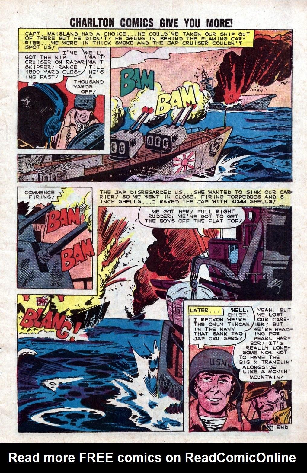 Read online Fightin' Navy comic -  Issue #94 - 11