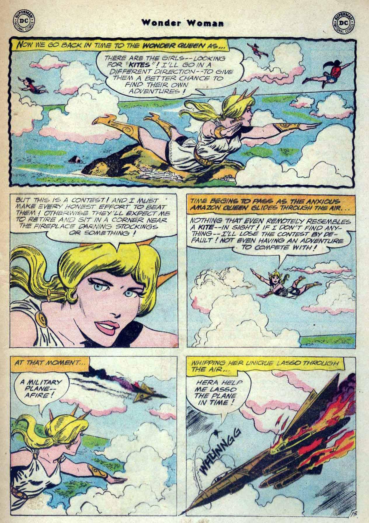 Read online Wonder Woman (1942) comic -  Issue #138 - 17