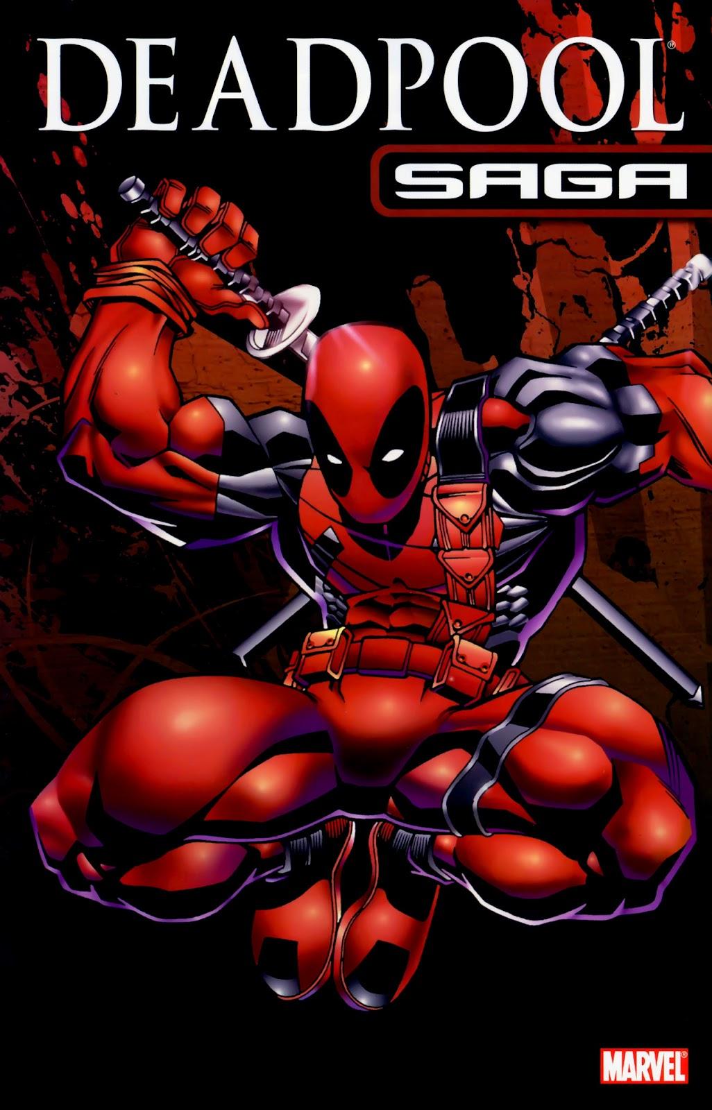 Read online Deadpool (2008) comic -  Issue #1 - 24