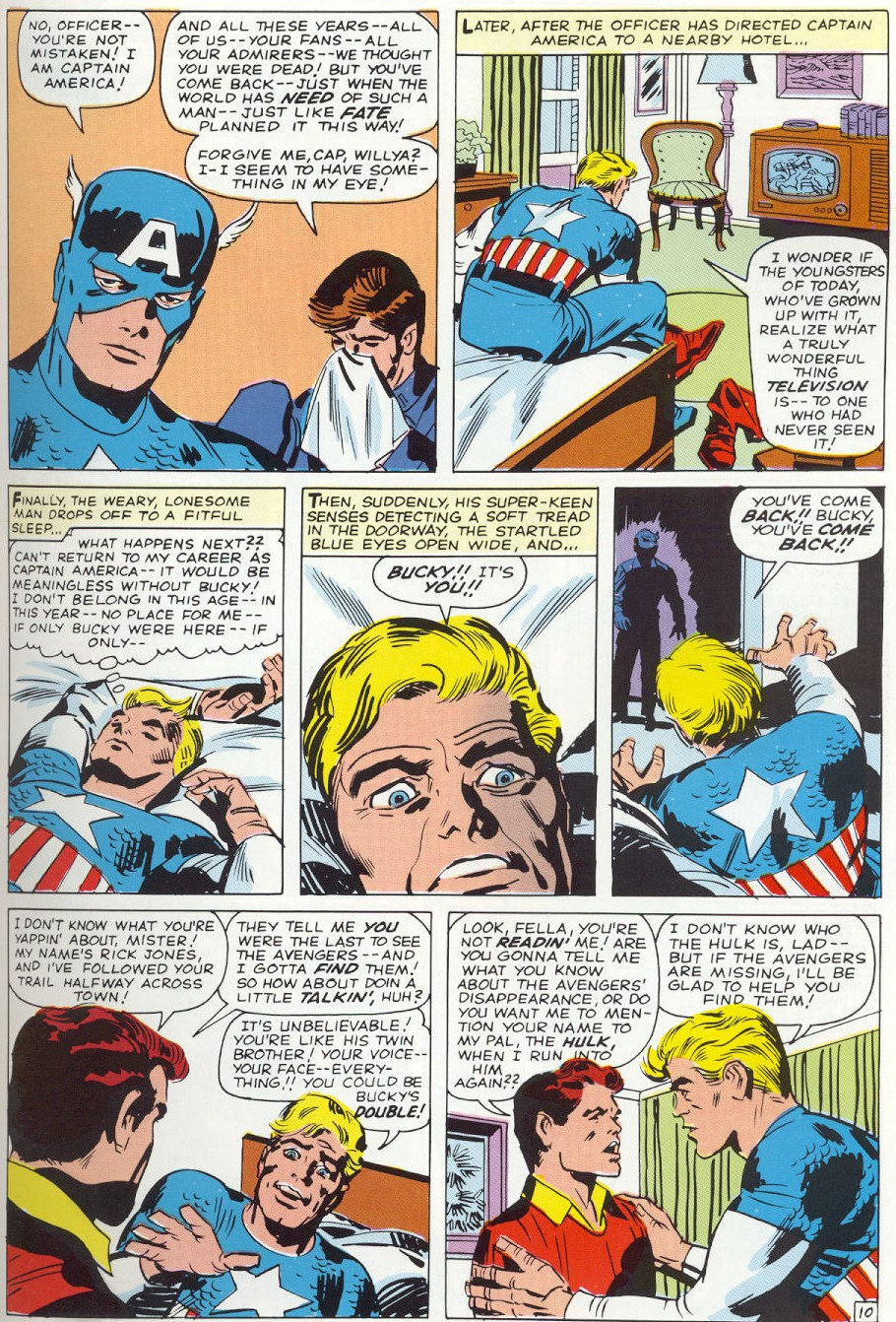 The Avengers (1963) 4 Page 10