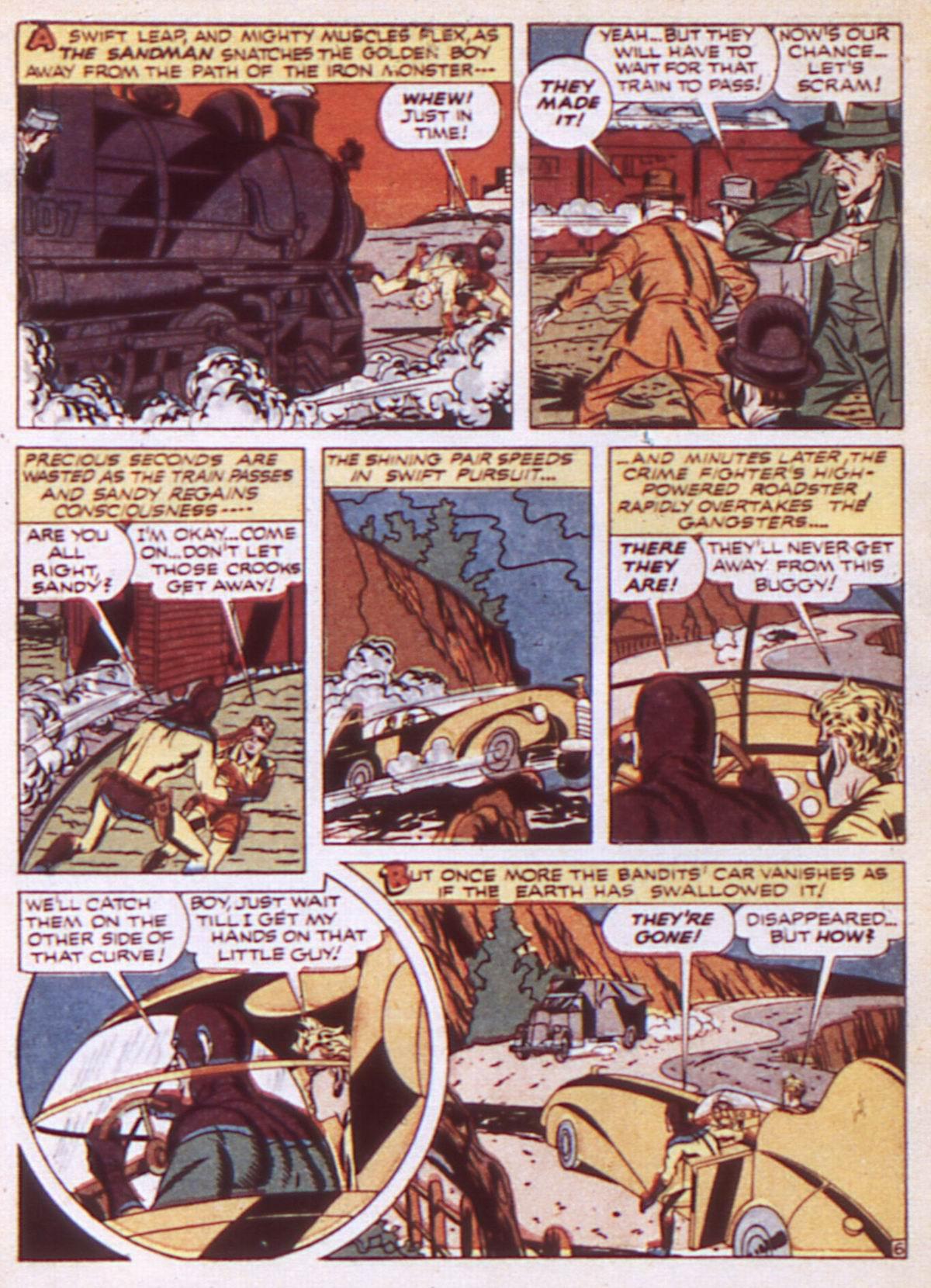 Read online Adventure Comics (1938) comic -  Issue #84 - 8