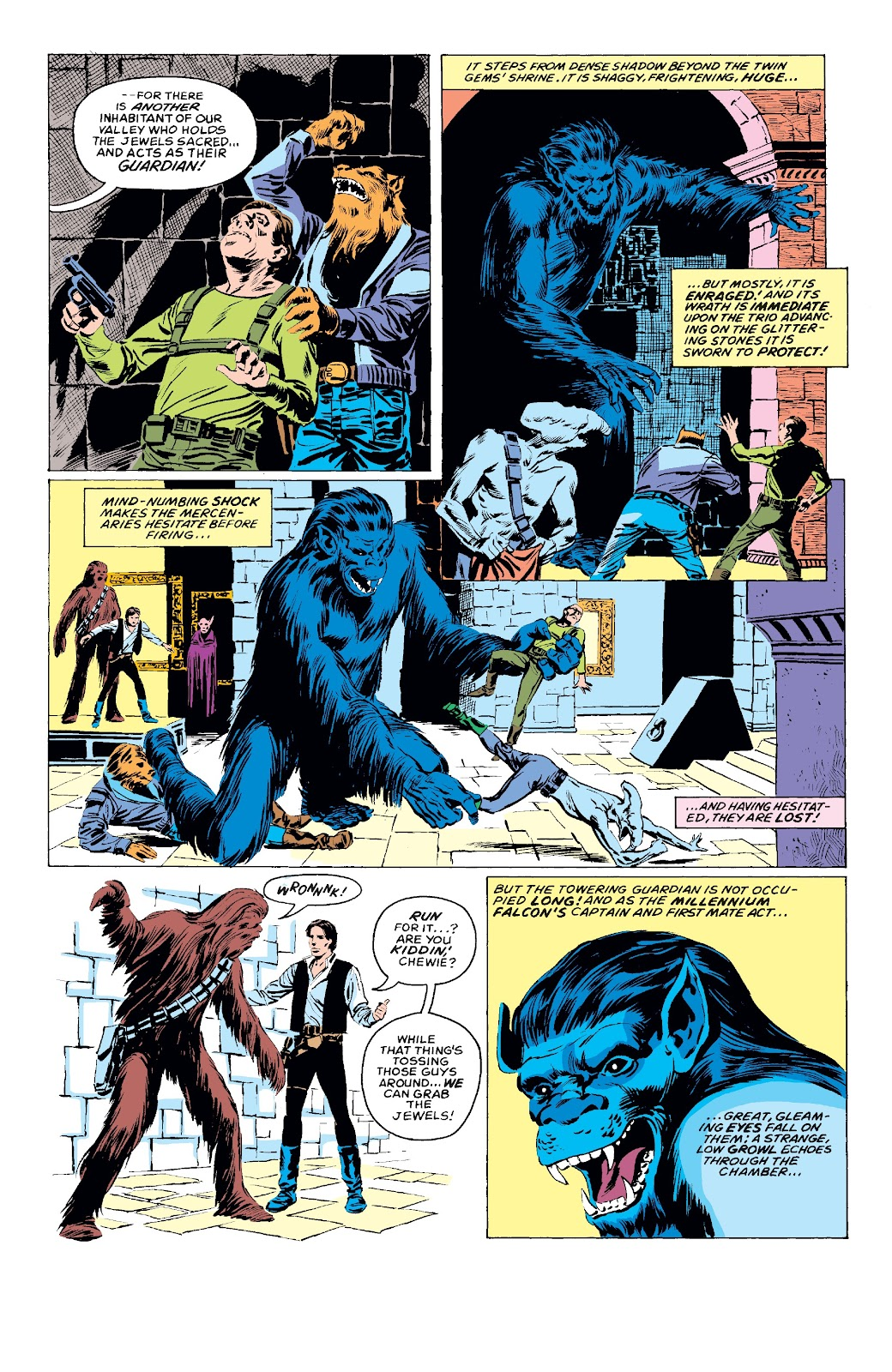 Read online Star Wars Legends: The Original Marvel Years - Epic Collection comic -  Issue # TPB 3 (Part 3) - 51