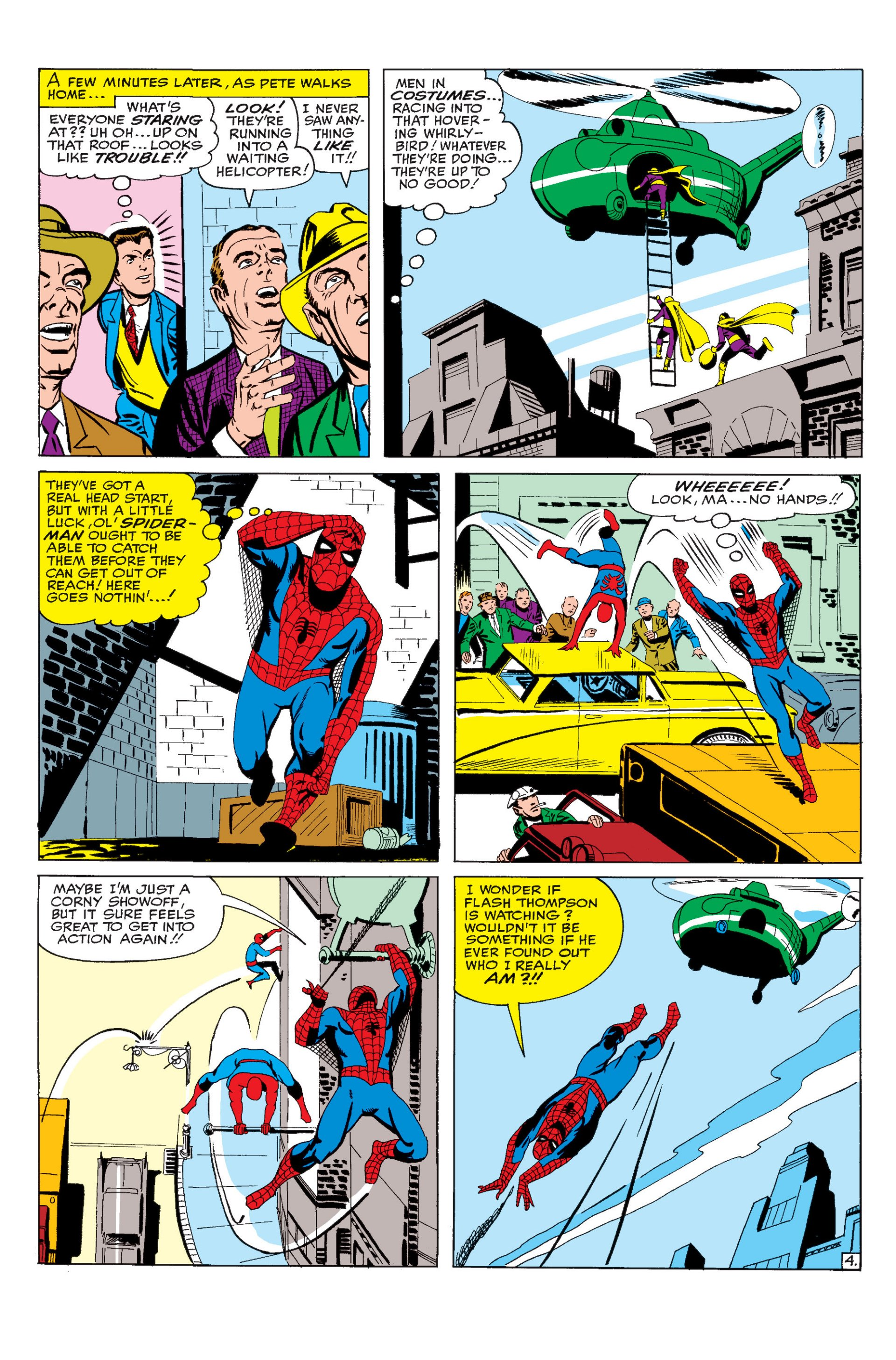The Amazing Spider-Man (1963) 17 Page 4
